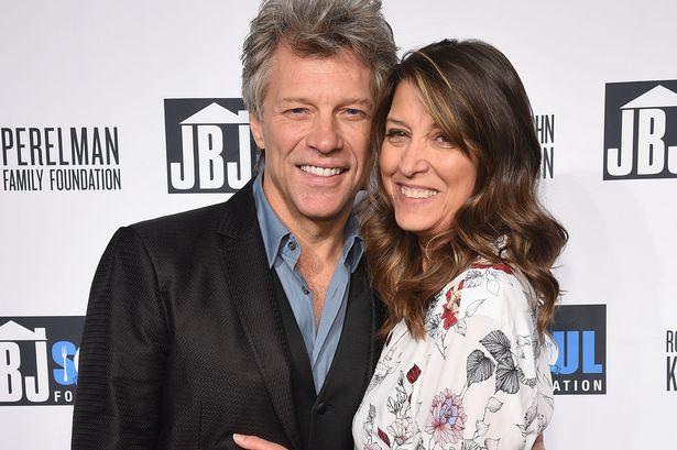 Jon Bon Jovi and Dorothea Hurley 19 Things That You Probably Didn't Know About Jon Bon Jovi
