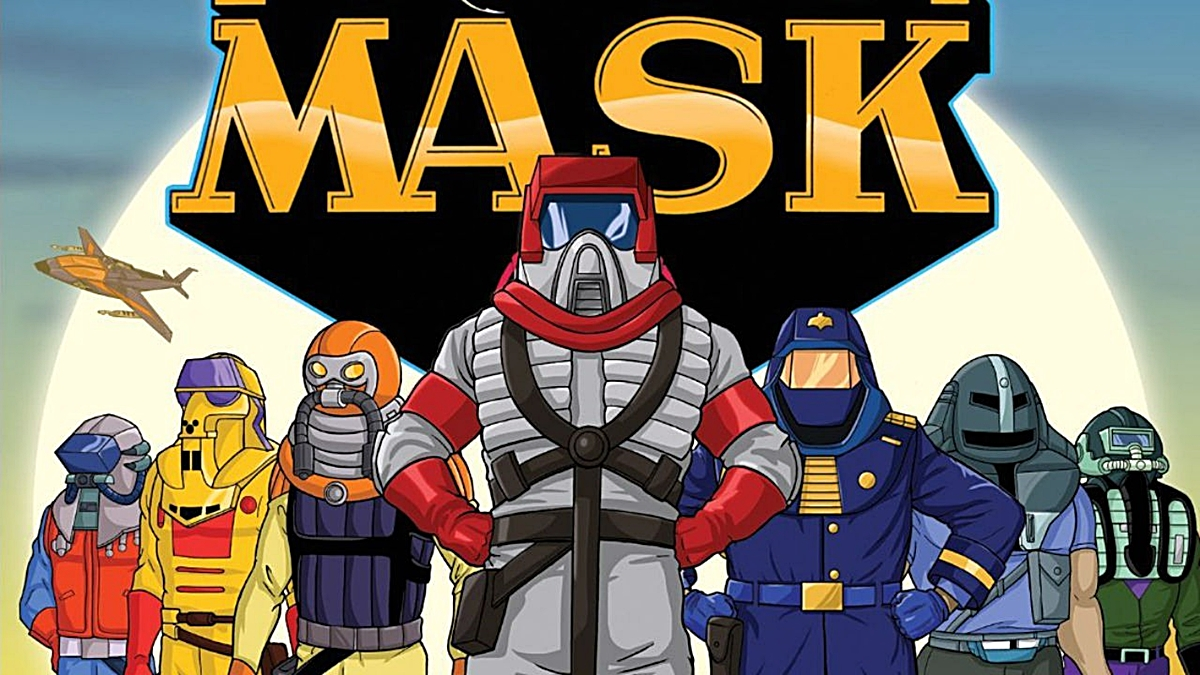 MASK1 50 Fantastic Facts About Your Favourite 80s Cartoons
