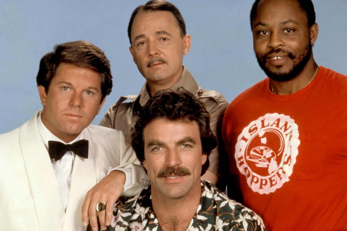 Magnum PI TV show cast in 1983 25 Things You Didn't Know About Magnum, P.I.