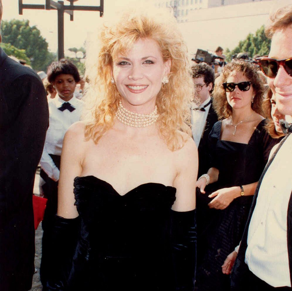Markie Post at the 1988 Emmy Awards e1607518635438 20 Things You Probably Didn't Know About Night Court