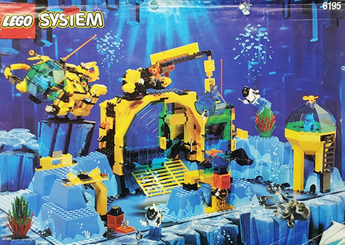 NEPTUNE 10 Of The Best Lego Sets From Our Childhood