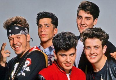 NKOTB 80s Remember New Kids On The Block? This Is What They're Up To Now!