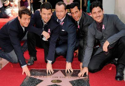 NKOTB Hollywood Star Remember New Kids On The Block? This Is What They're Up To Now!
