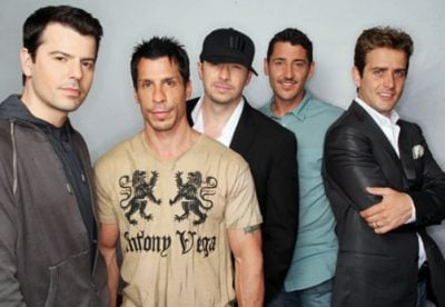 NKOTB now 1 Remember New Kids On The Block? This Is What They're Up To Now!