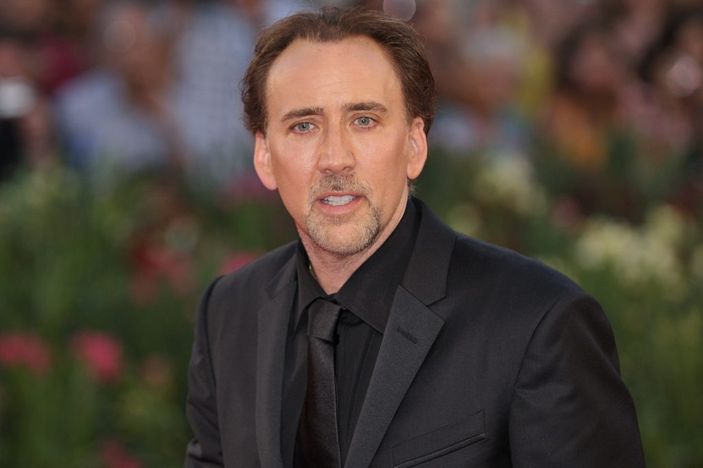 Nicolas Cage 20 Fascinating Facts You Didn't Know About Nicolas Cage