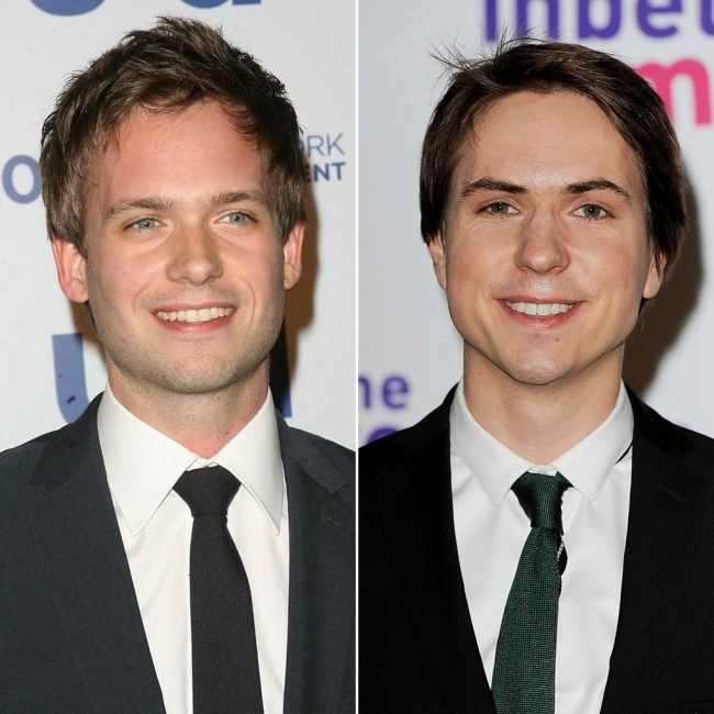 Patrick Adams Joe Thomas These 25 Celebs and Their Doppelgangers Will Make You Look Twice