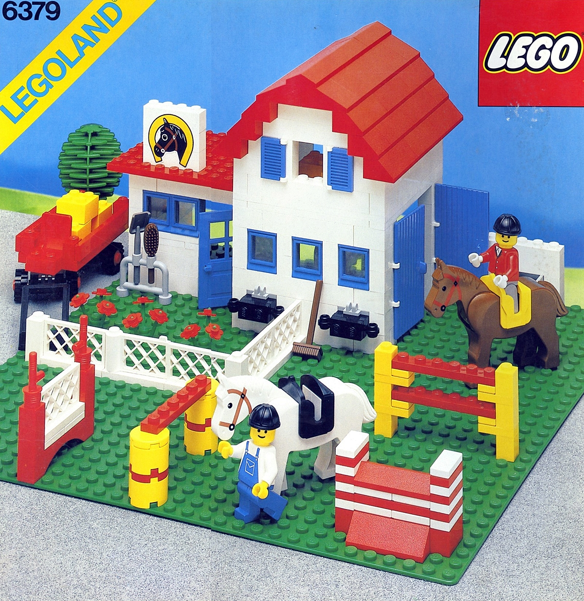 RIDINGSTABLES 10 Of The Best Lego Sets From Our Childhood