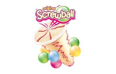 The original Screwball icecream