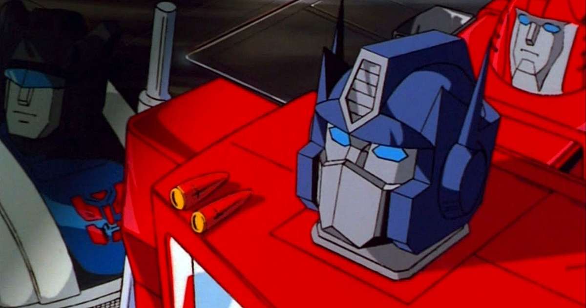TRANSFORMERS1 50 Fantastic Facts About Your Favourite 80s Cartoons