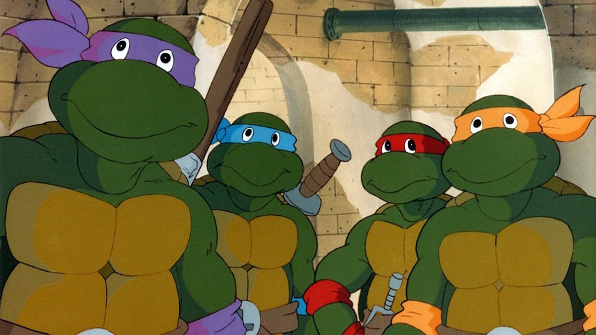 TURTLES1 50 Fantastic Facts About Your Favourite 80s Cartoons