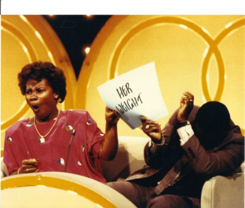 Contestants on The Newlywed Game