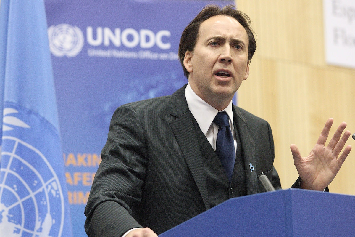 UN NicCage 20 Fascinating Facts You Didn't Know About Nicolas Cage