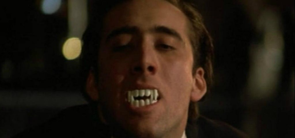VAMPIRES KISS bway 20 Fascinating Facts You Didn't Know About Nicolas Cage