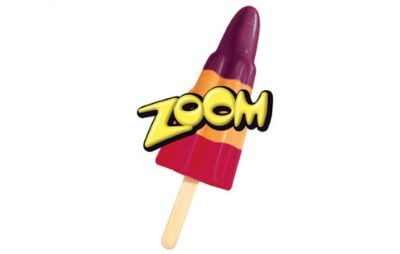 Zoom, the 1980s rocket-shaped lolly