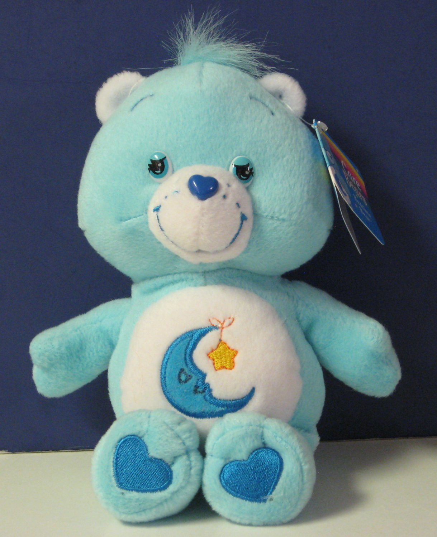 Bedtime Care Bear, sky blue