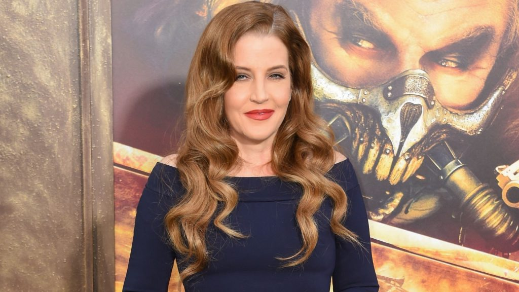 elvis twin lisa marie presley 1 20 Fascinating Facts You Didn't Know About Nicolas Cage