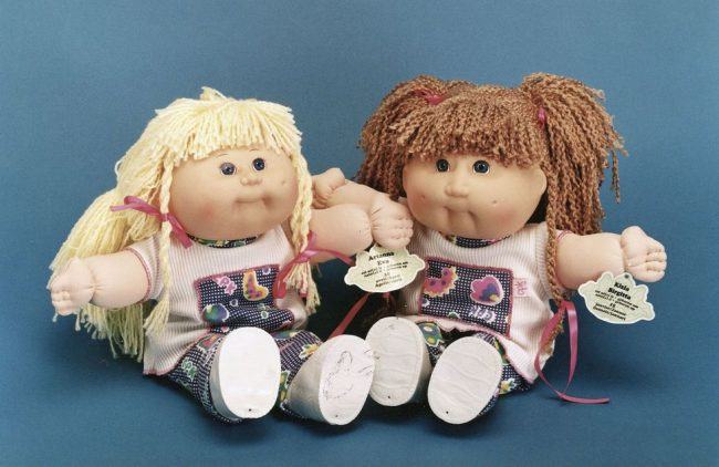 gallery 1458224449 cabbage patch kids The 20 Most Valuable Toys from Your Childhood - Do You Have Any Of These?