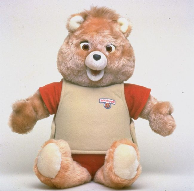 gallery 1458226591 teddy ruxpin The 20 Most Valuable Toys from Your Childhood - Do You Have Any Of These?