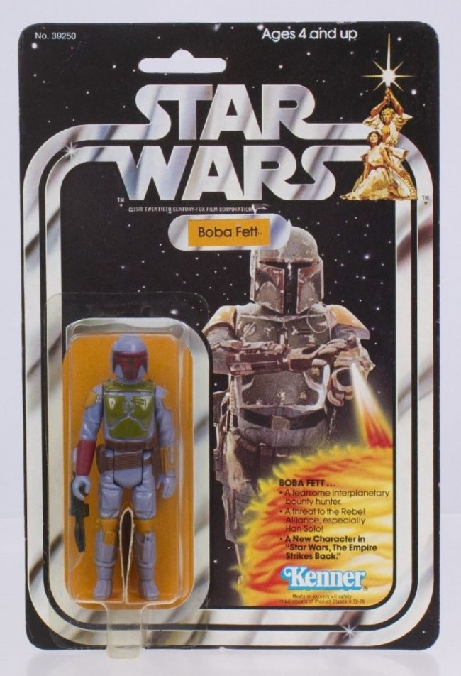 gallery 1458245718 boba fett The 20 Most Valuable Toys from Your Childhood - Do You Have Any Of These?