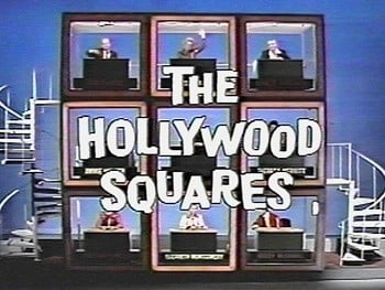 Hollywood Squares opening titles