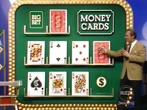Card Sharks money cards
