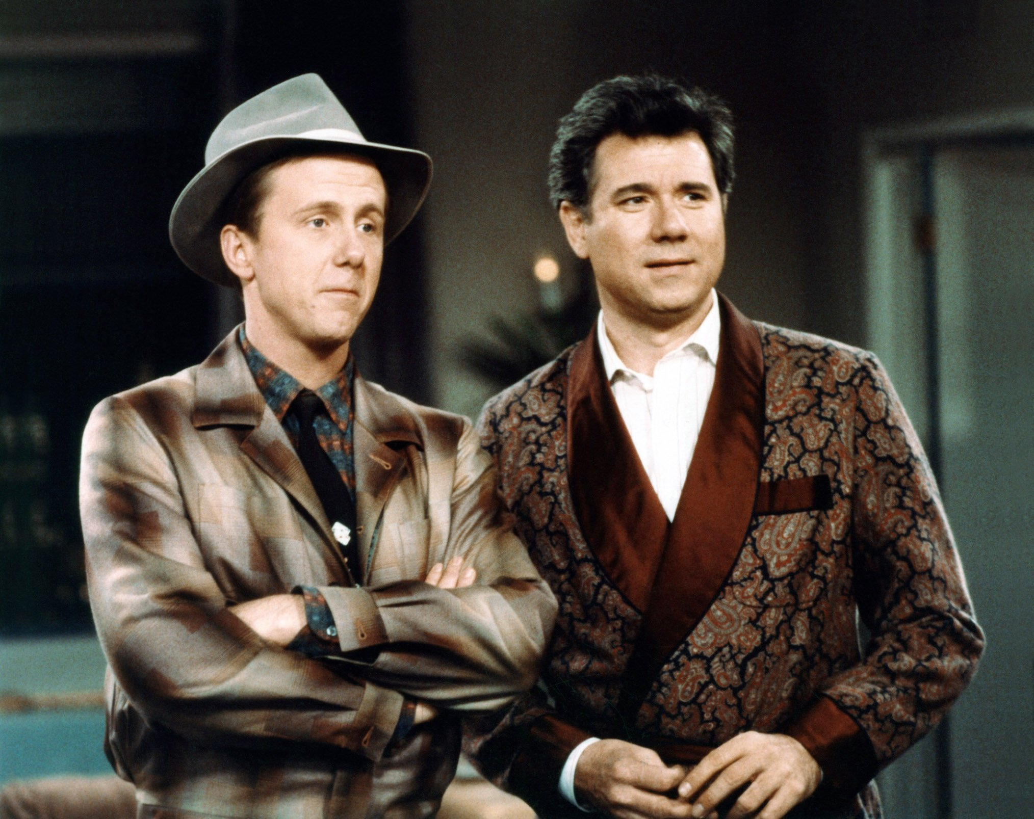 john larroquette night court 20 Things You Probably Didn't Know About Night Court