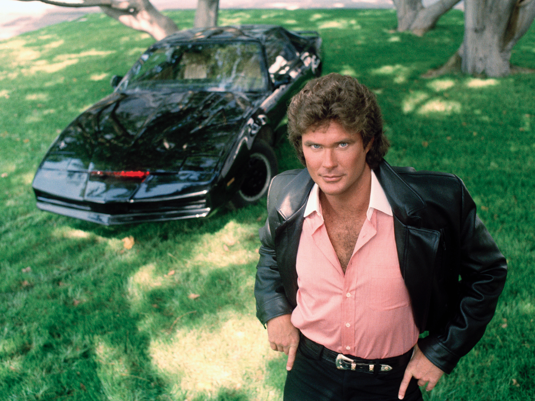 knight rider 1 1550872438 25 Things You Didn't Know About Magnum, P.I.