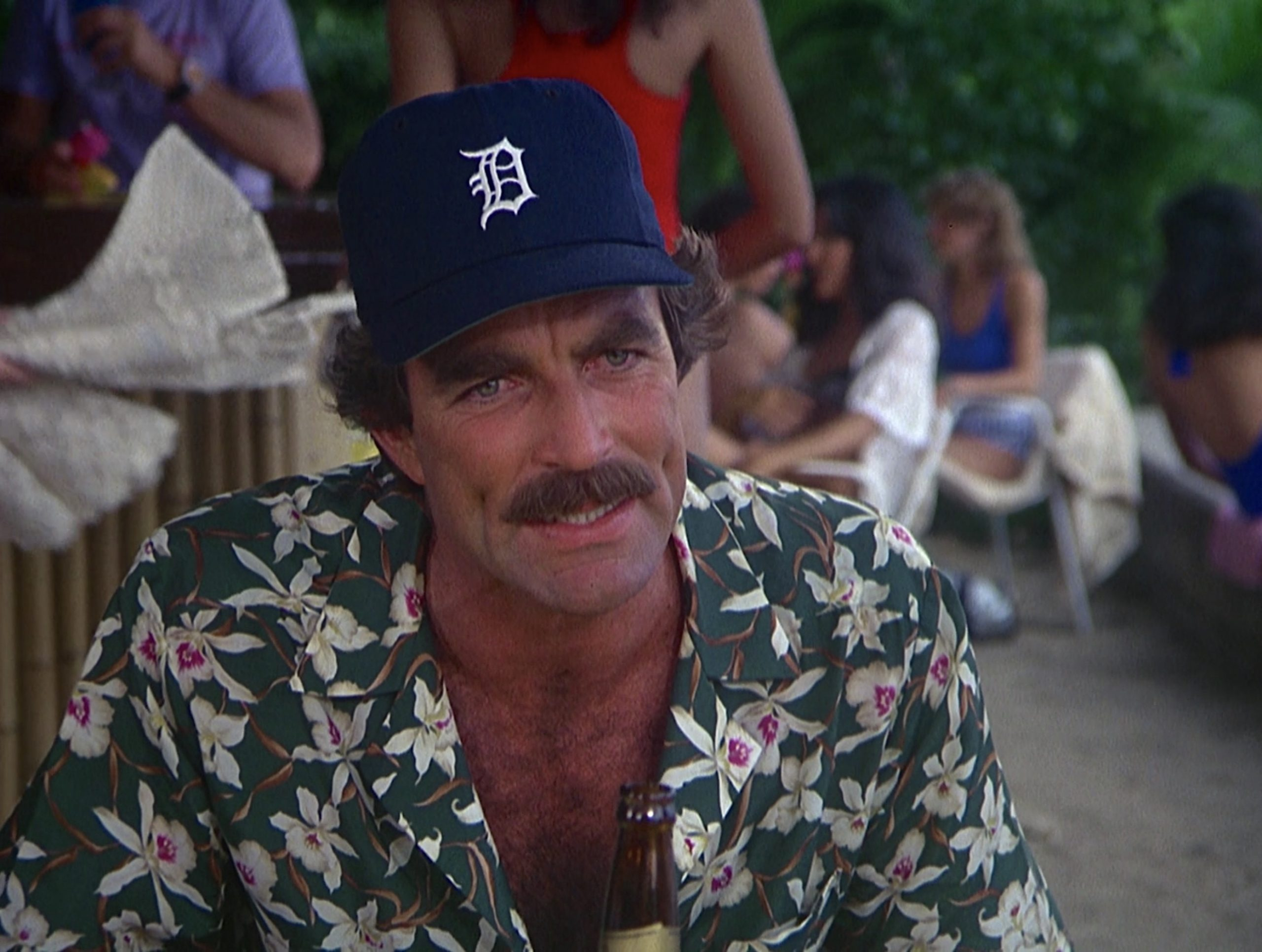 magpi greenso cx tigerscap scaled 25 Things You Didn't Know About Magnum, P.I.