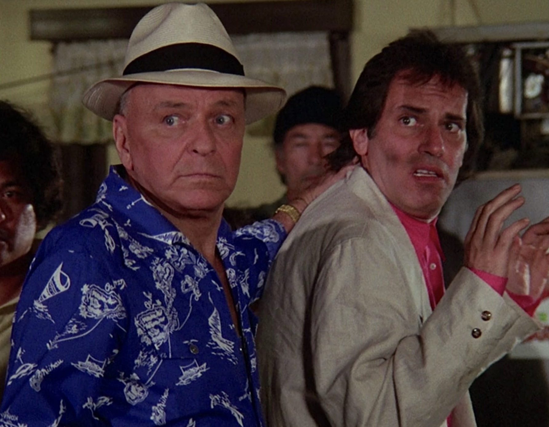 magpisinatra gun scaled e1614765910263 25 Things You Didn't Know About Magnum, P.I.