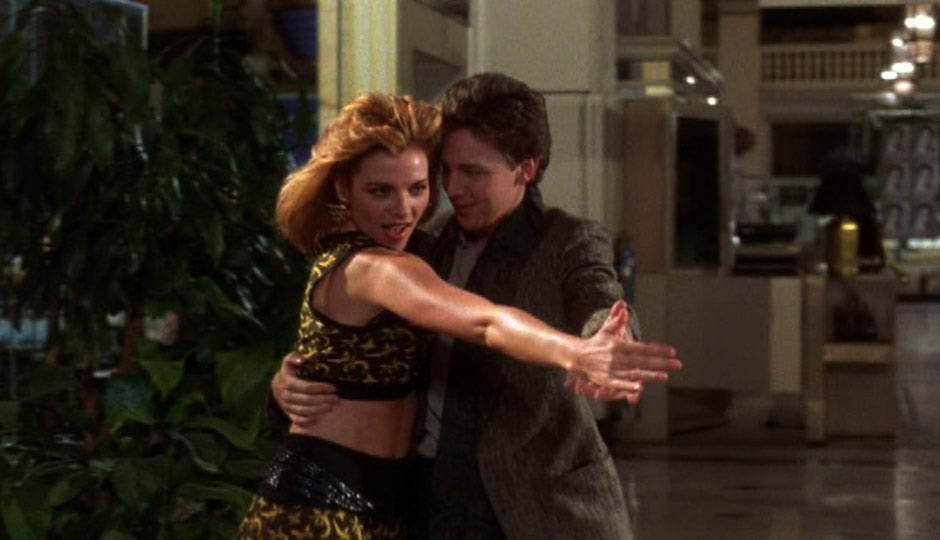 kim cattrall and andrew mccarthy in mannequin 1987
