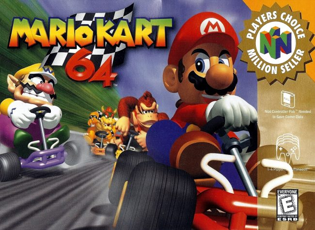 mario kart 64 usa nintendo 64 1513105811 The 20 Most Valuable Toys from Your Childhood - Do You Have Any Of These?