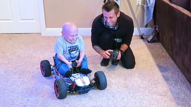 maxresdefault 1 10 Things You Didn't Know About Verne Troyer