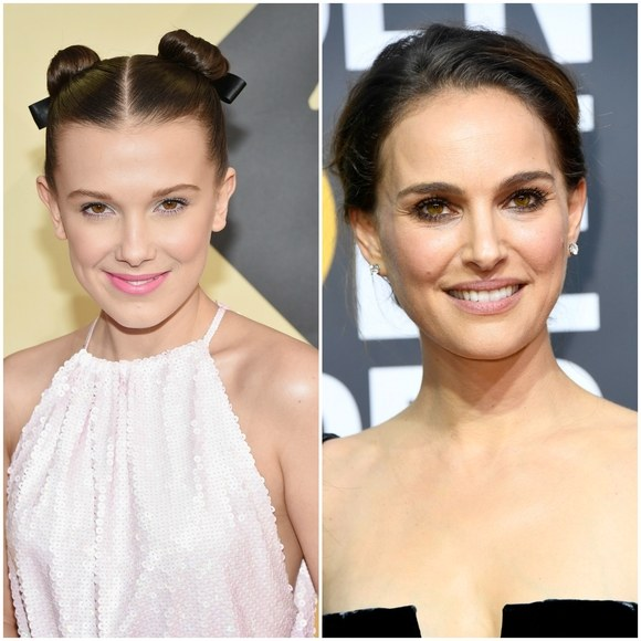 millienatalie These 25 Celebs and Their Doppelgangers Will Make You Look Twice