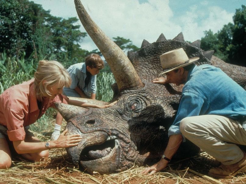 park 25 Things You Probably Missed In Jurassic Park