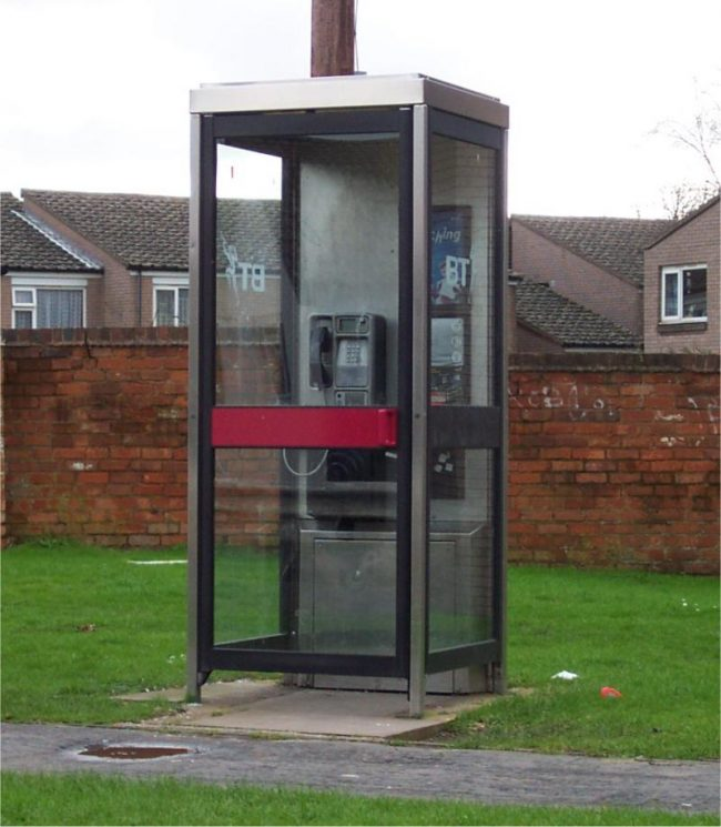 phone box 2 20 Things You Did As A Kid That You Will Have Forgotten About