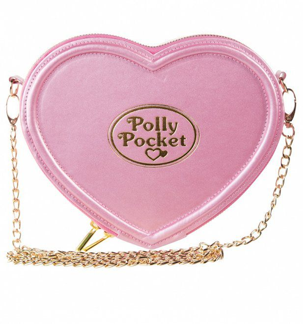 polly pocket bag 1496152522 Hey 90's Kids! Relive Your Childhood with This Polly Pocket Clothing Range