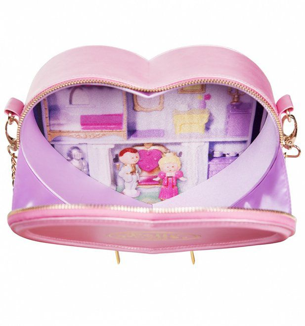 polly pocket bag 3 1496152738 Hey 90's Kids! Relive Your Childhood with This Polly Pocket Clothing Range