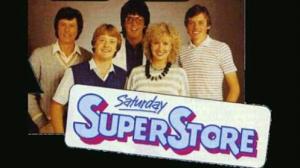 The Saturday Super Store presenters