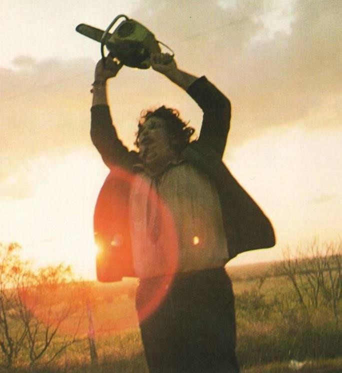 Texas Chain Saw Massacre Night Court John Larroquette