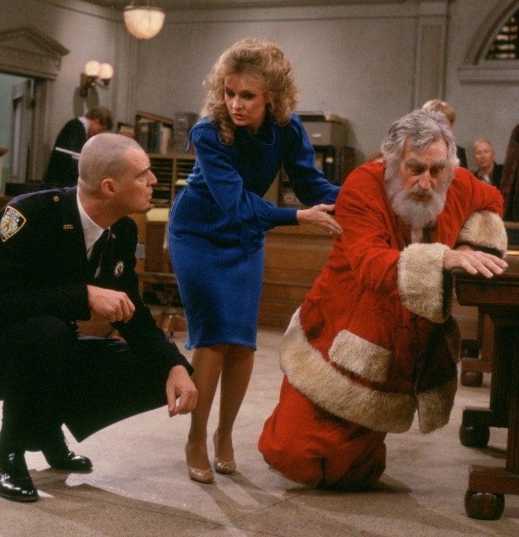 Night Court drunk Santa