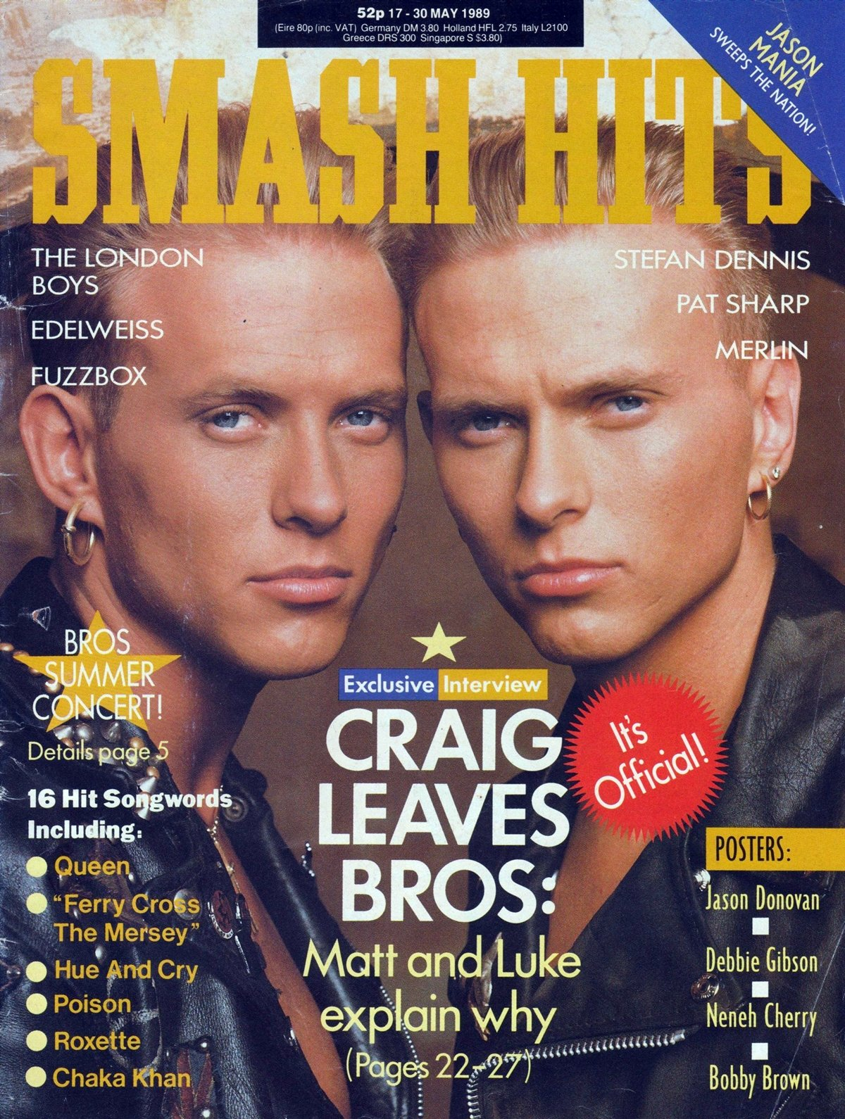 1 2 16 Smash Hits Covers That Will Take You Right Back To Your Youth