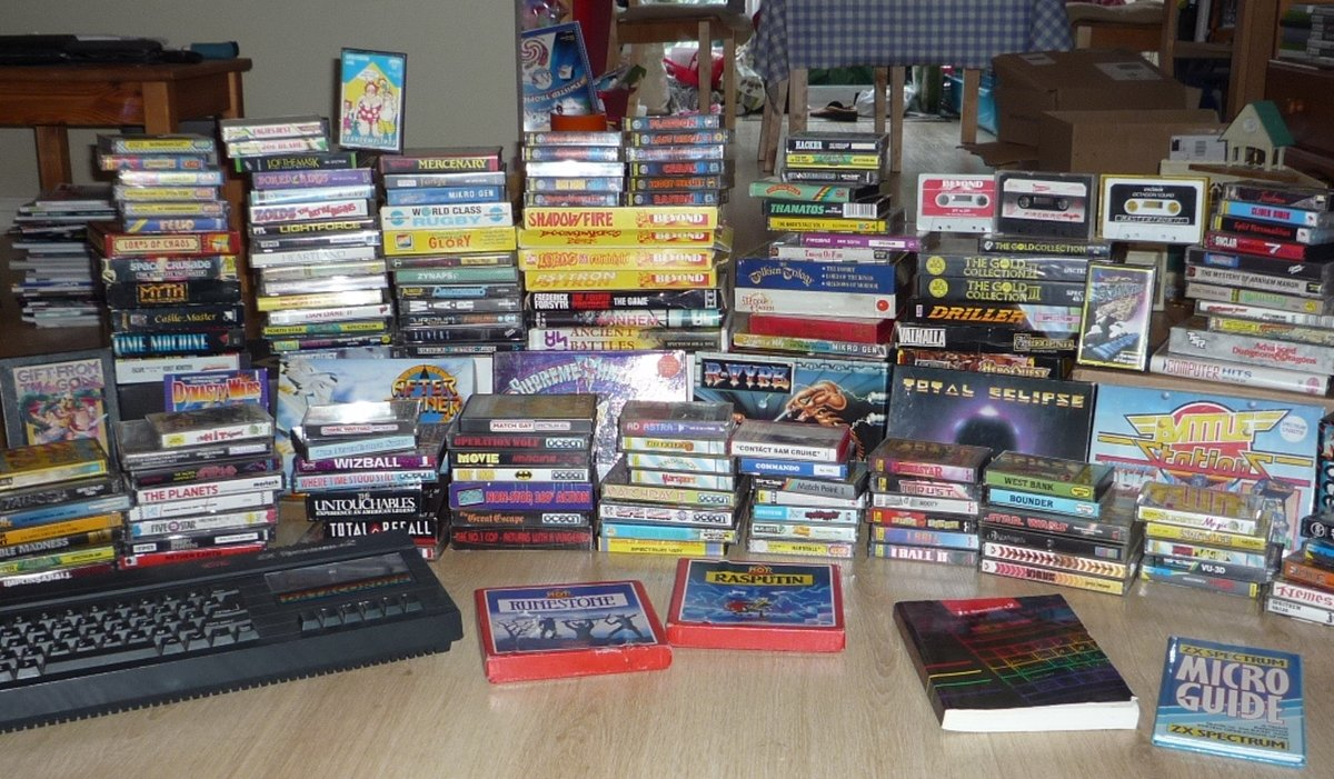 10 27 10 ZX Spectrum Games That Sell For Big Money On Ebay