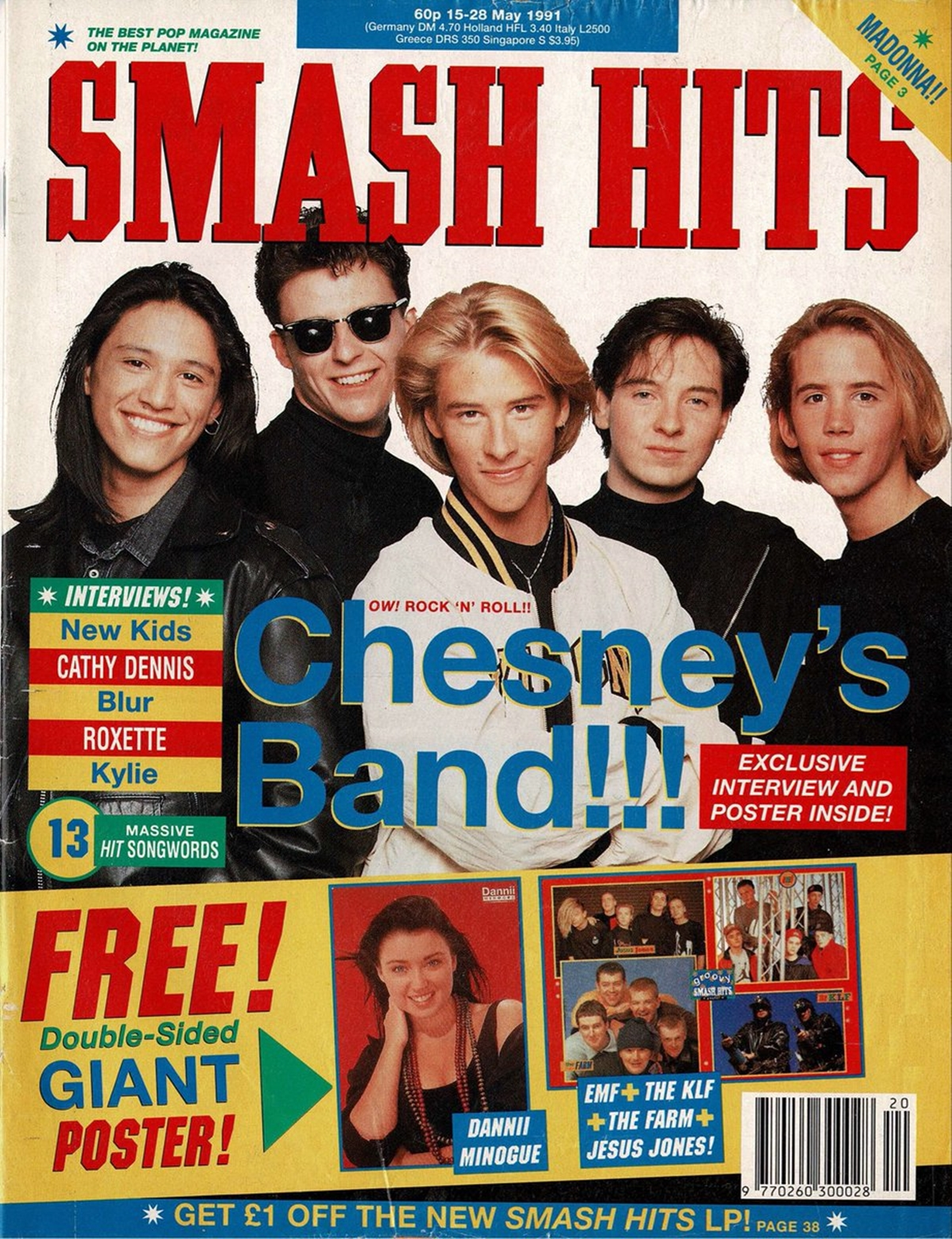 11 3 16 Smash Hits Covers That Will Take You Right Back To Your Youth