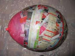11. paper mache 25 More Primary School Memories From The '80s