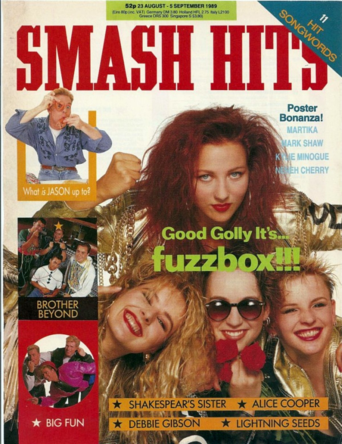 12 2 16 Smash Hits Covers That Will Take You Right Back To Your Youth