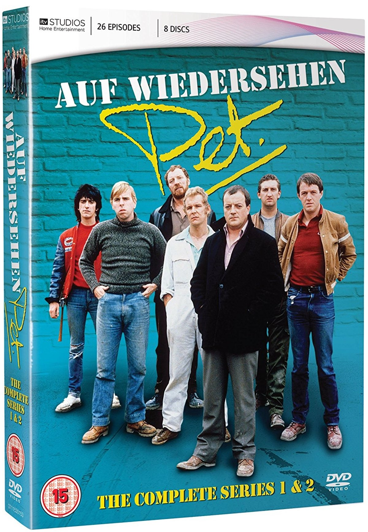 14 16 21 Things You Probably Didn't Know About Auf Wiedersehen, Pet