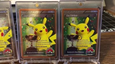 15. 1 Time To Check Your Old Pokemon Cards! These Ones Are Worth A Fortune