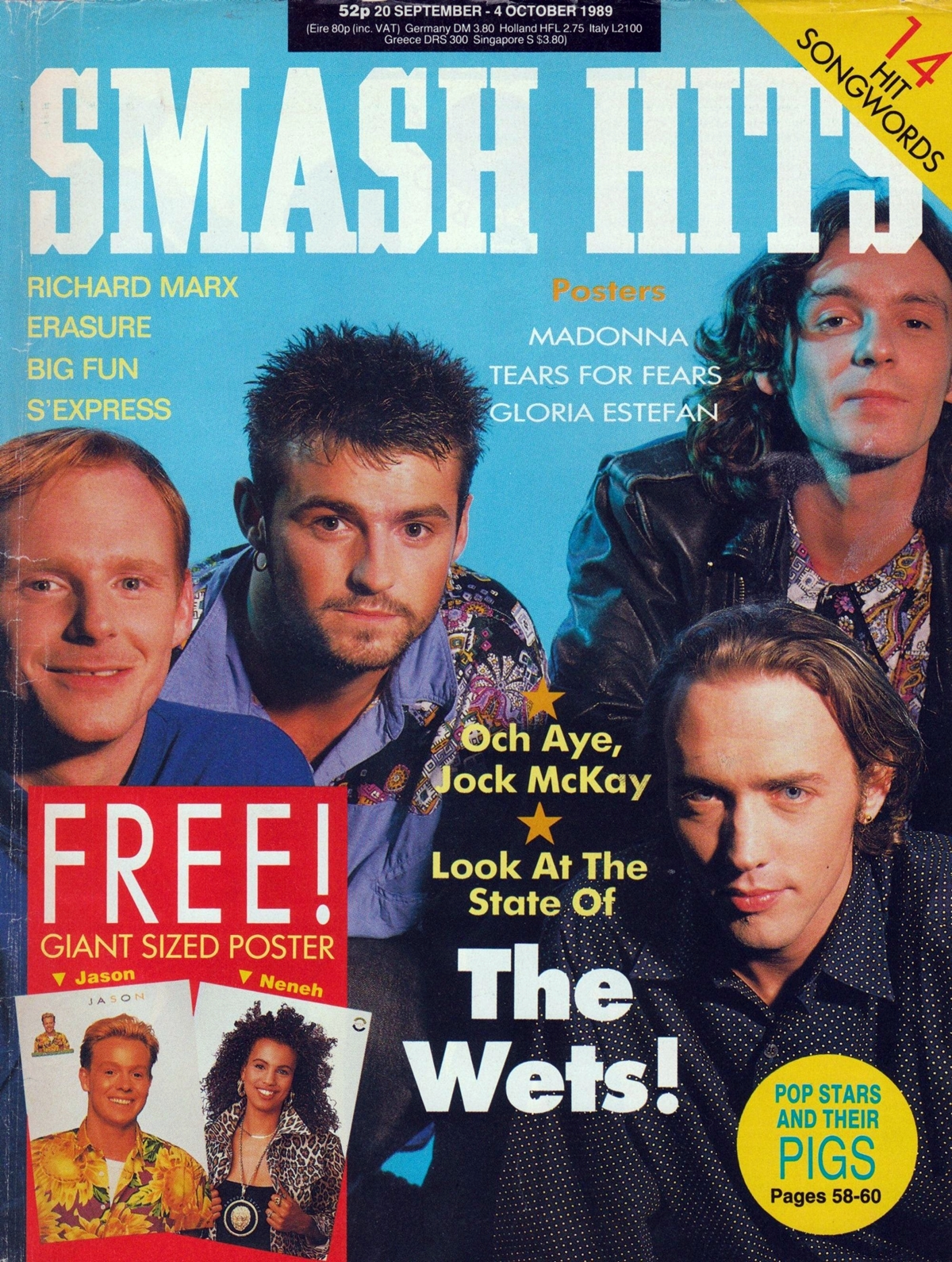 16 2 16 Smash Hits Covers That Will Take You Right Back To Your Youth