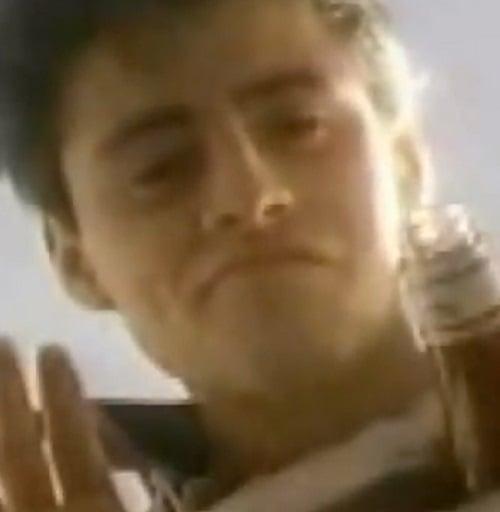 185635 Matt LeBlanc Heinz Watch: The 20 Greatest TV Adverts Of The 80s