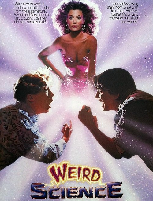 2 14 1 20 Things You Probably Didn't Know About Weird Science